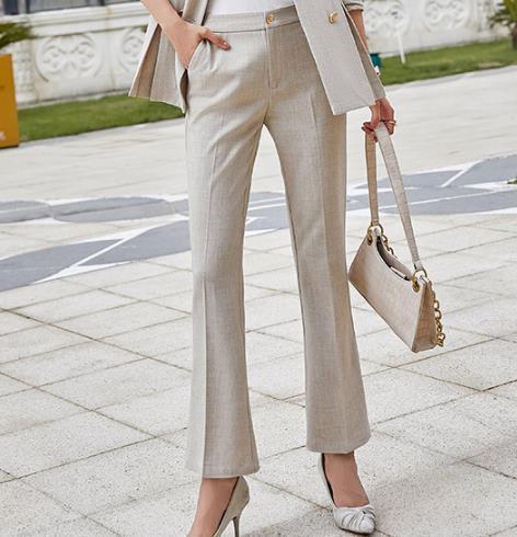 Pantalones de albaricoque