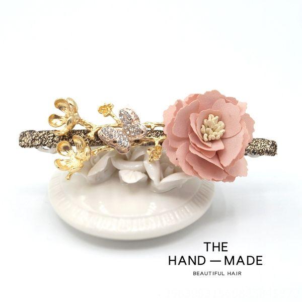 Printemps rose clip