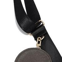 حزام الكتف الأسود