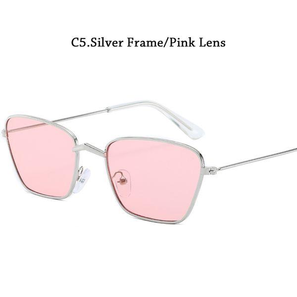 C5Pink Lens Cina