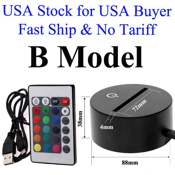 ABD Stok 3D Bankası B Modeli