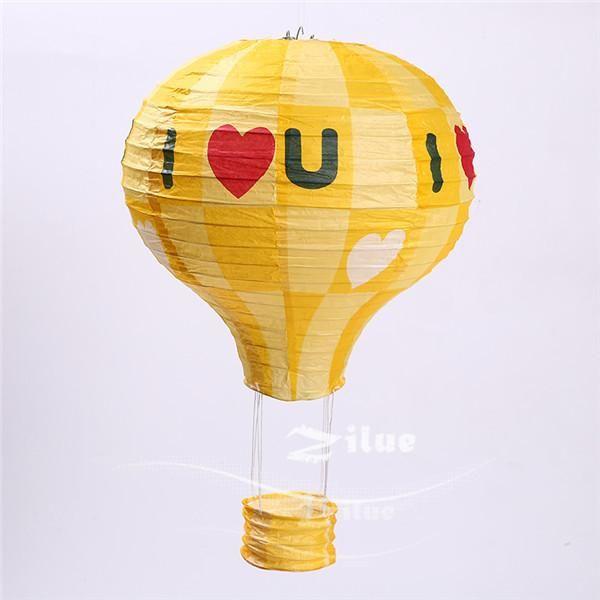 Yellow 12inch 30cm