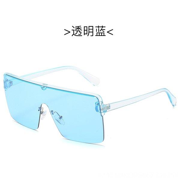 Transparente azul Marco Azul de Cine
