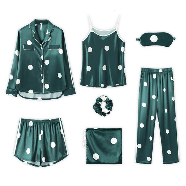 7jian Baiyuan verde