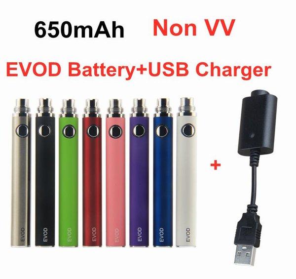 650mAh Pil + USB Şarj