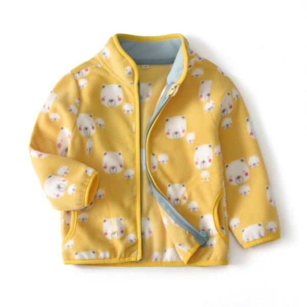 gelber Bär