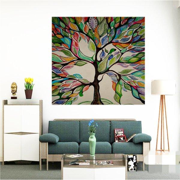 Árbol De Color