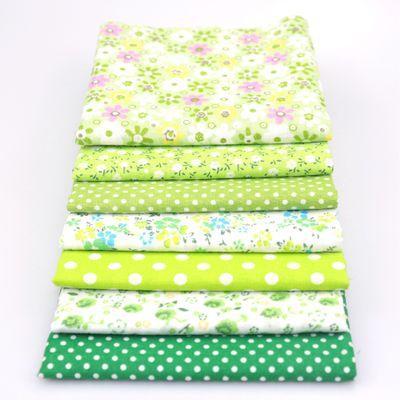 зеленые 7pcs