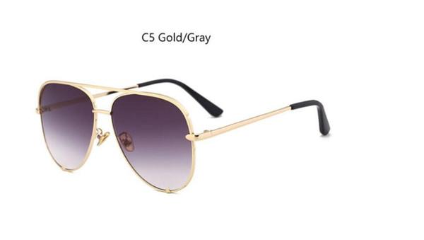 C5 золотой серый