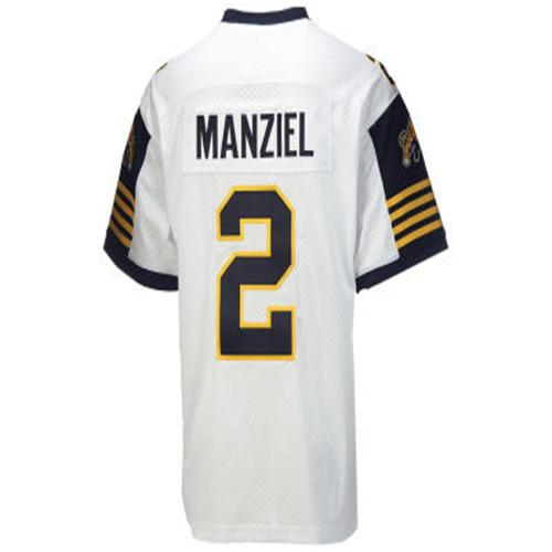 #2 Johnny Manziel White