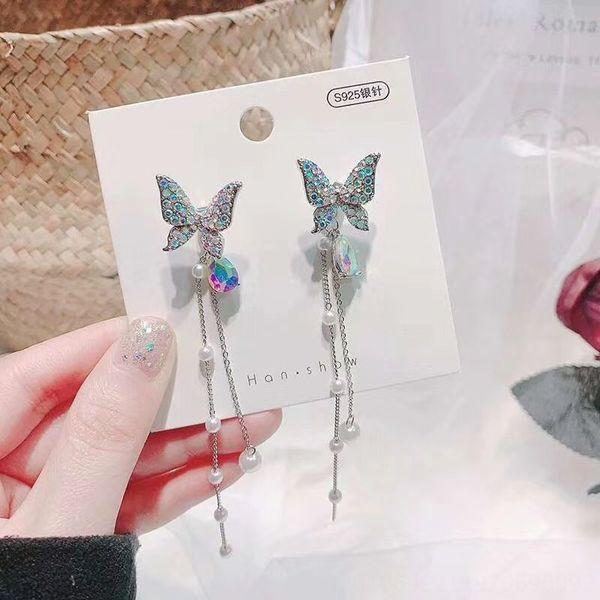 Silver Needle-colorato Diamante