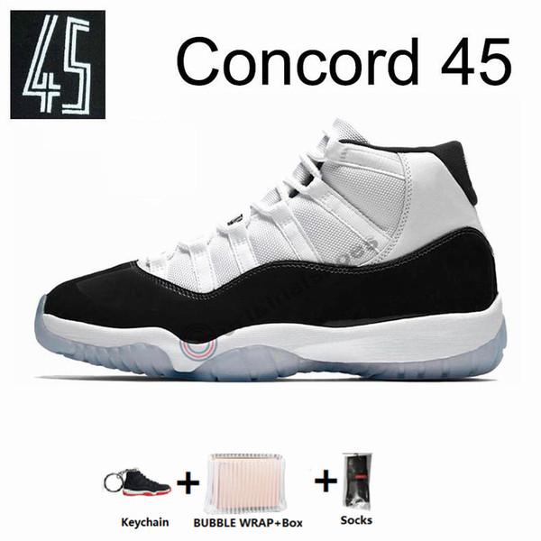 11s-concord ارتفاع 45