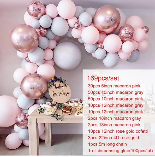 Balon Zinciri 3