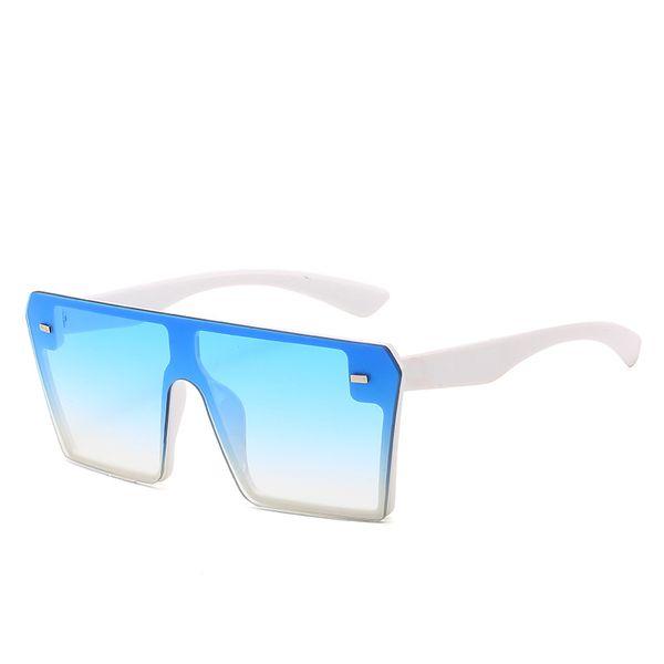 C7 Blanco / Azul