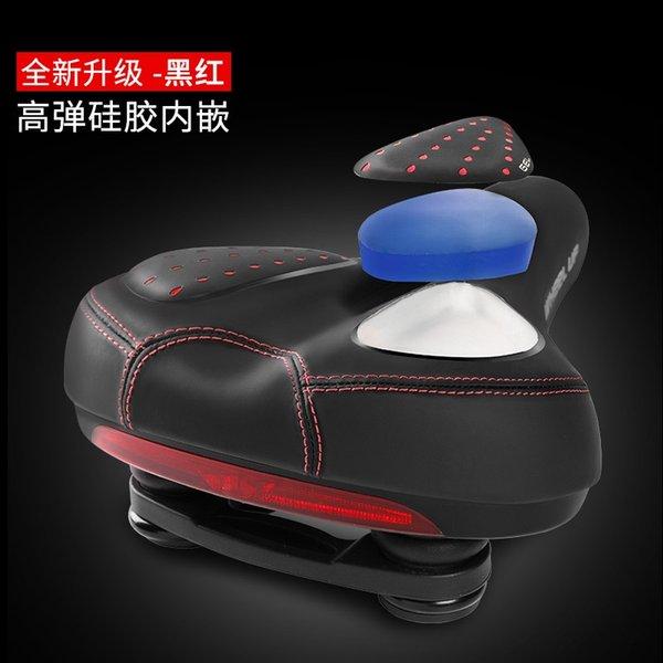 Feu arrière creux amélioré en noir et Rouge-