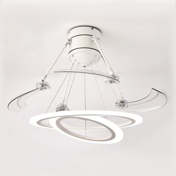 Ceiling Fans Modern Creative Simple Invisible Fan Light Living Room Dining Room Bedroom Ceiling Fans Lights & Lighting Cheap Ceiling Fans.We offer the best wholesale price, quality guarantee, professional e-business service and fast shipping . You will be satisfied with the shopping experience in our store. Look for long term businss with you.