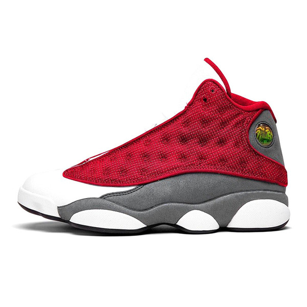 13 Red Flint