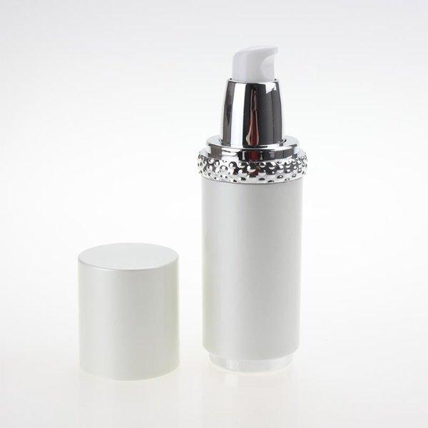 30 ml de plástico blanco