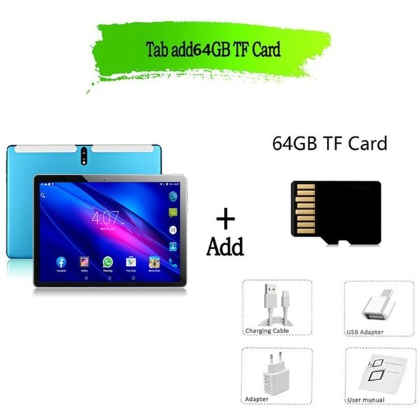 Add 64GB TF Card China