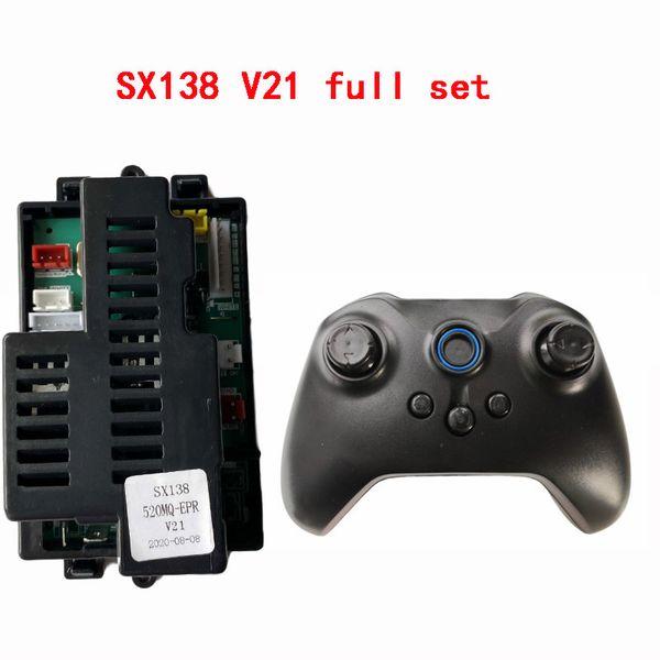 SX138 full set