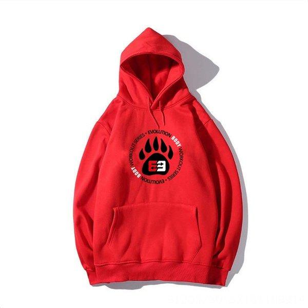 Красный L