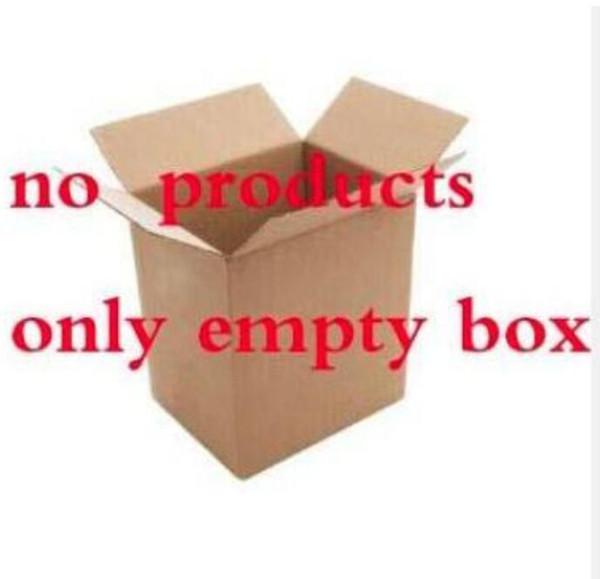 Scatola di imballaggio nessun prodotto