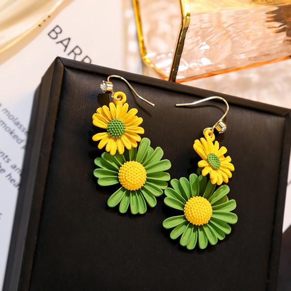 Verde 10 # Longa Amarelo Tn-ear gancho