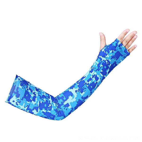 Blaue Camo