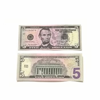 5 dólares 100pcs