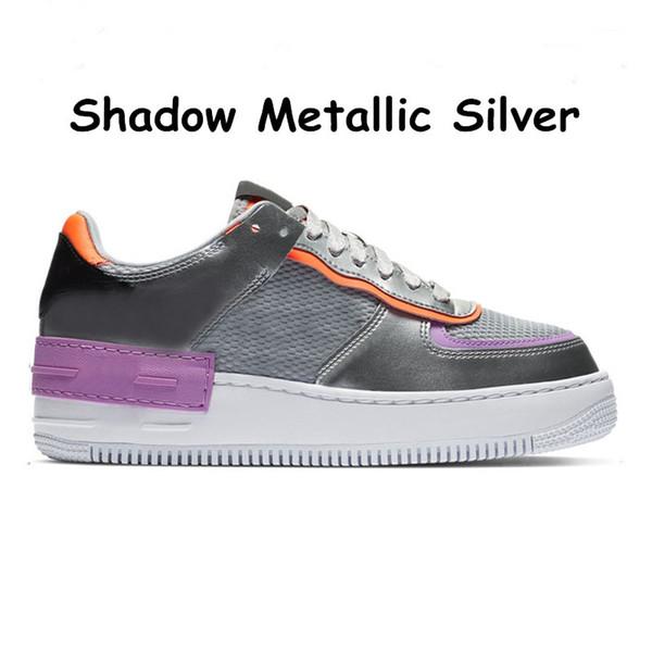 15 Shadow Metallic Silver 36-45