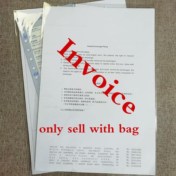 La fattura vende solo con la borsa