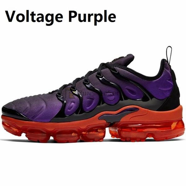 Напряжение фиолетовое