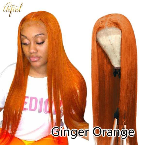 Orange de gingembre