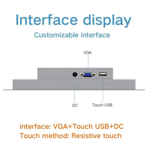 VGA USB