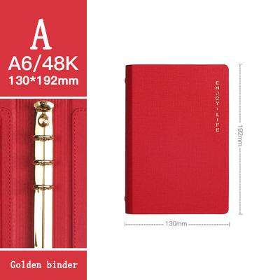 A red