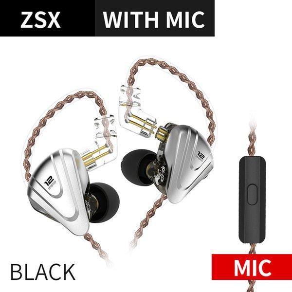 ZSX Black Mic