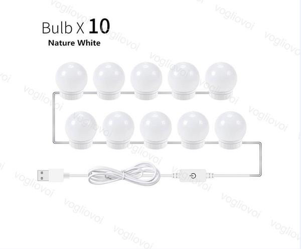 10 ampoules