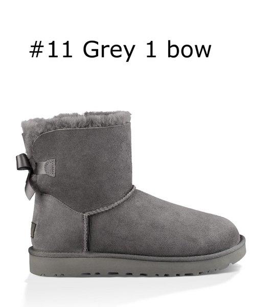 11 Grey 1 bow