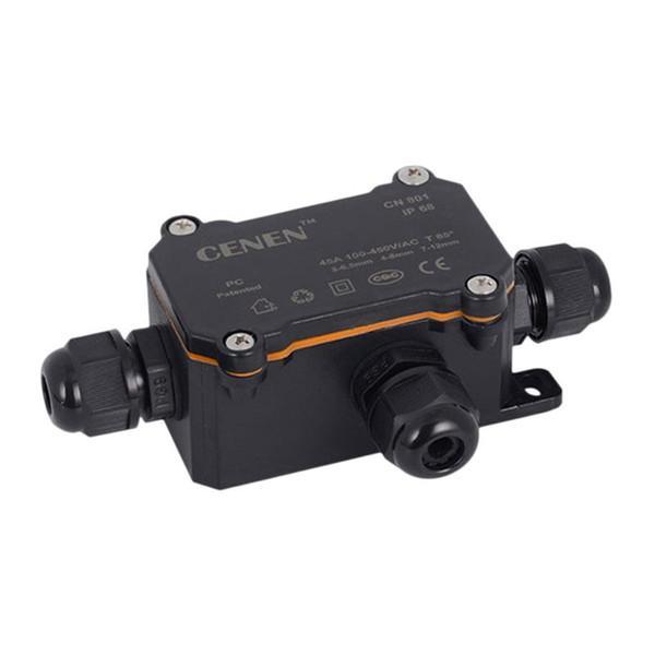 Black Diameter 3-6.5mm
