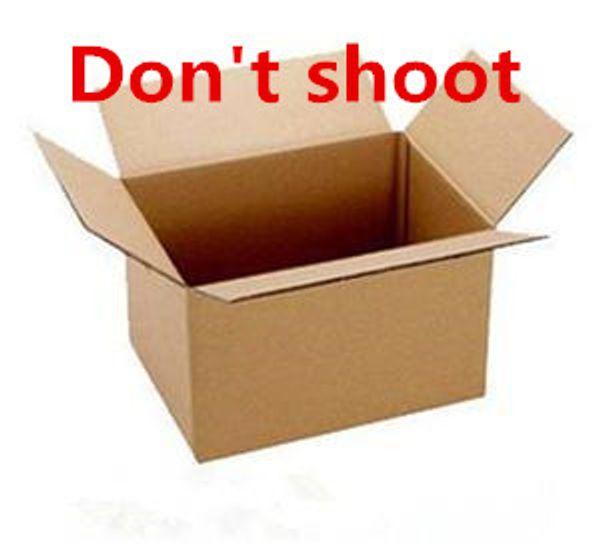 CAIXA (NÃO VENDA-Don # 039; t shoot)