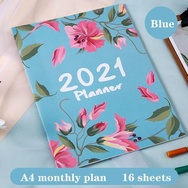 2021 azul A4 China