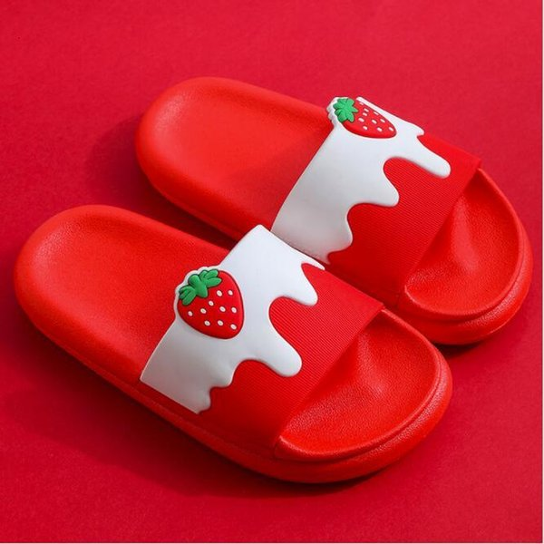Lait aux fraises