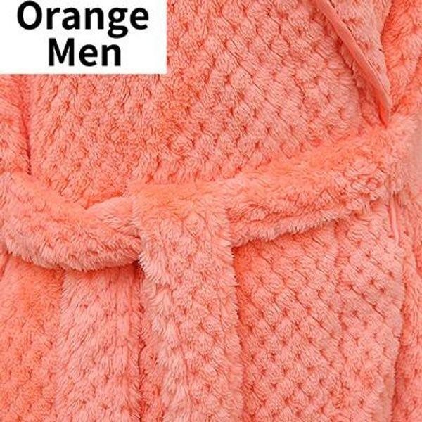Hombres Naranja