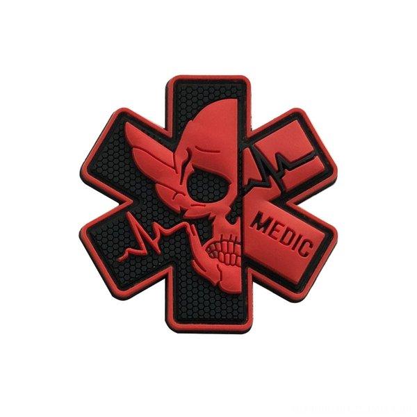 Medic Rojo Negro