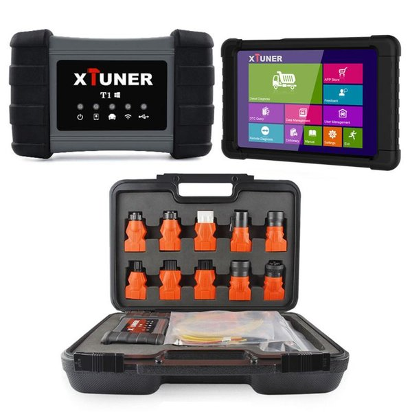 China Xtuner T1 and Tablet