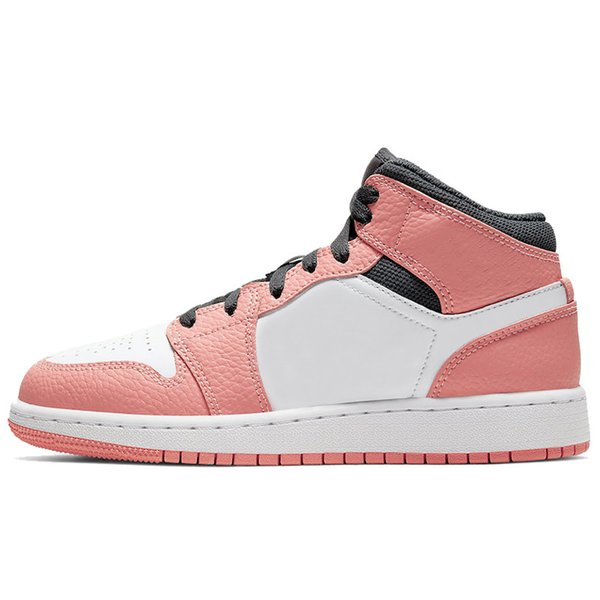 #1s Mid GS Pink 36-40