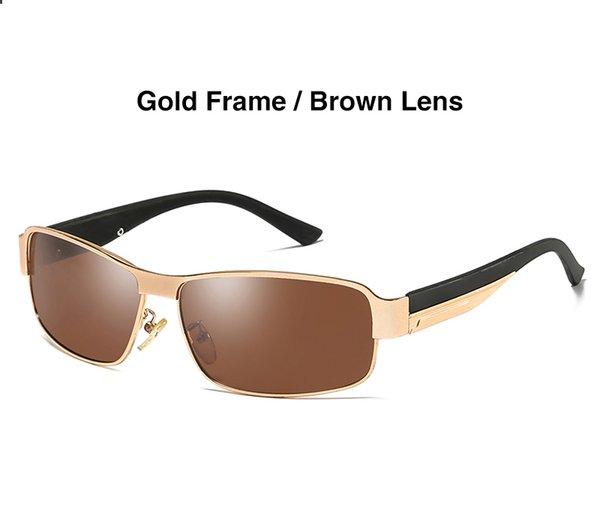 Oro marrón