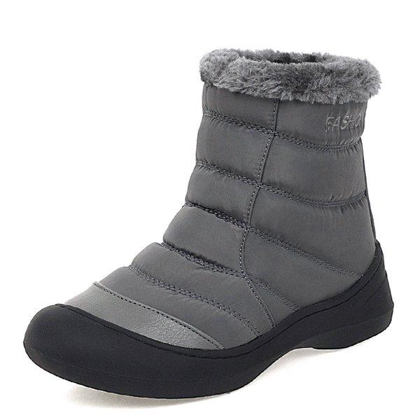felpa gruesa gris