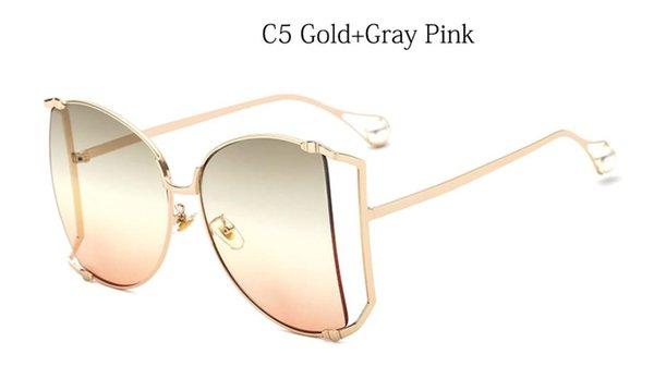 C5 gold grün pink