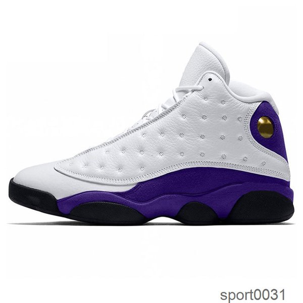 A1 Court Purple Lakers